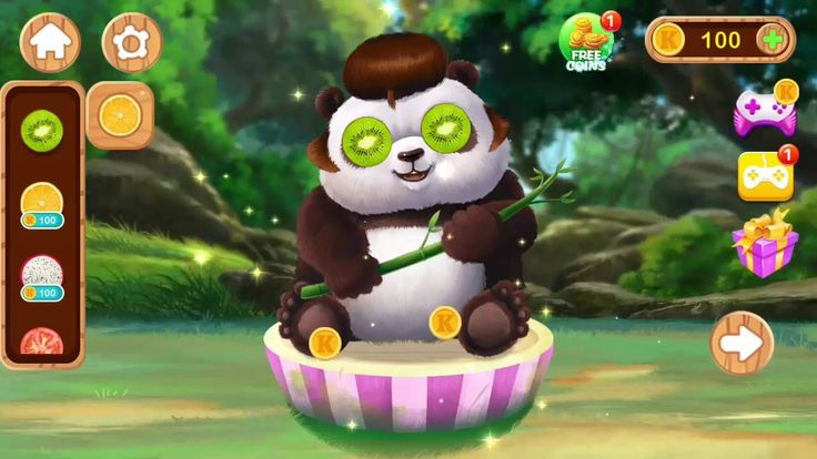 Jungle Animal Salon online kids games to play best kids games for androi...
