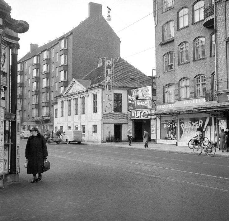 copenhagen signage  Sådan så Frederiksberg ud dengang - Nationalt   www.b.dk