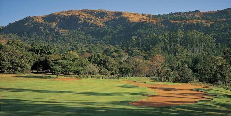 Royal Swazi Spa - 7th hole