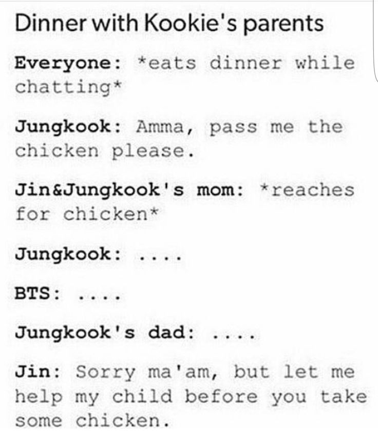 "Jin... I​think your taking the whole ""I raised you on my back"".thing a bit too seriously"