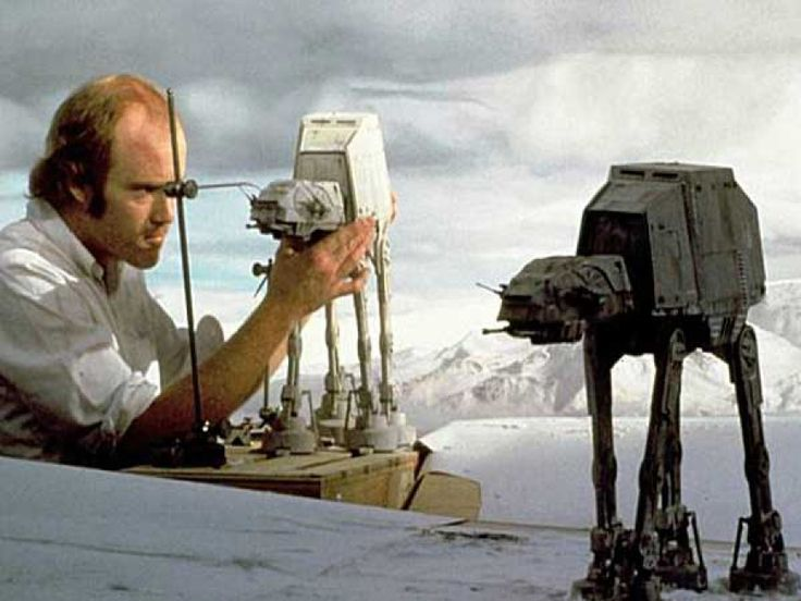 An introduction to the life and creations of phil tippett