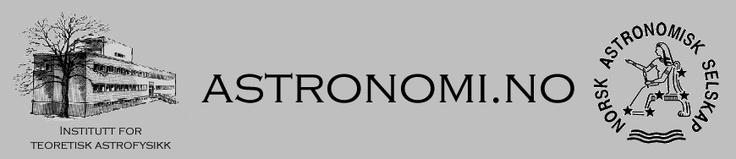 Astronominytt og resurser