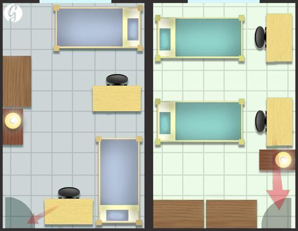 best 25  dorm room setup ideas on pinterest