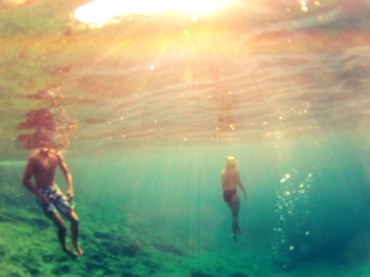 Water fun with the GoPro.