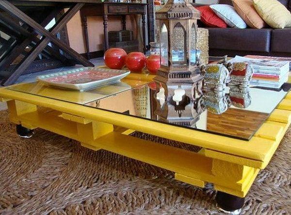 Ideas para mesas auxiliares originales