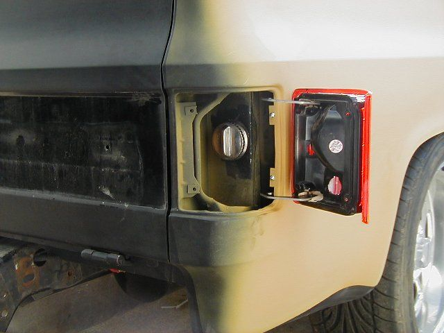chevy truck 87 trucks c10 custom gmc filler tail gas fuel light square 73 72 chevrolet pickup 67 mods f100