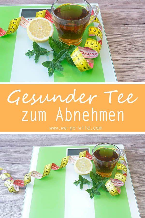 Tee Zum Abnehmen 7 Teesorten Die Die Pfunde Purzeln Lassen In
