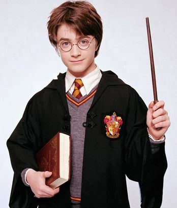 I got Harry Potter! Which Harry Potter Guy Should You Get With?