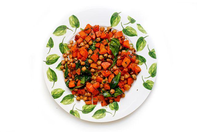 morcovi cu naut