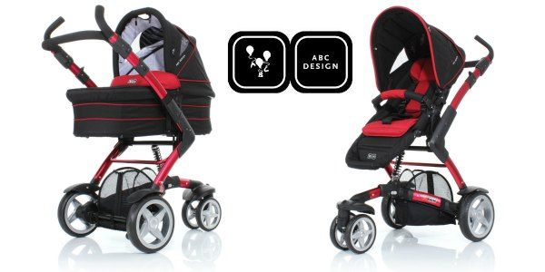 ABC Design 3Tec Kombikinderwagen #baby