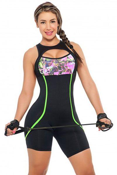 Enterizos Colección Fitness Freak - Ola-la ropa deportiva