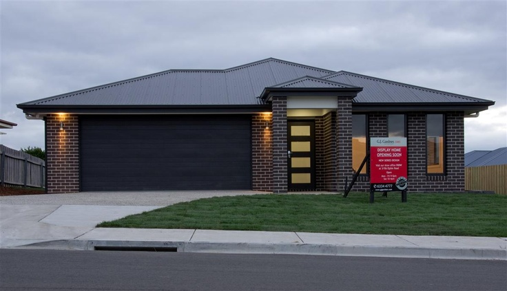 GJ Gardner Homes: Launceston - Bridgewater 202. Check out www.localbuilders.com.au/display_homes_victoria.htm for all display homes in Victoria