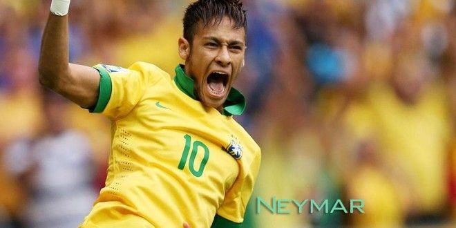 Neymar Brazil Football Player Wallpaper | Wallpapers HD