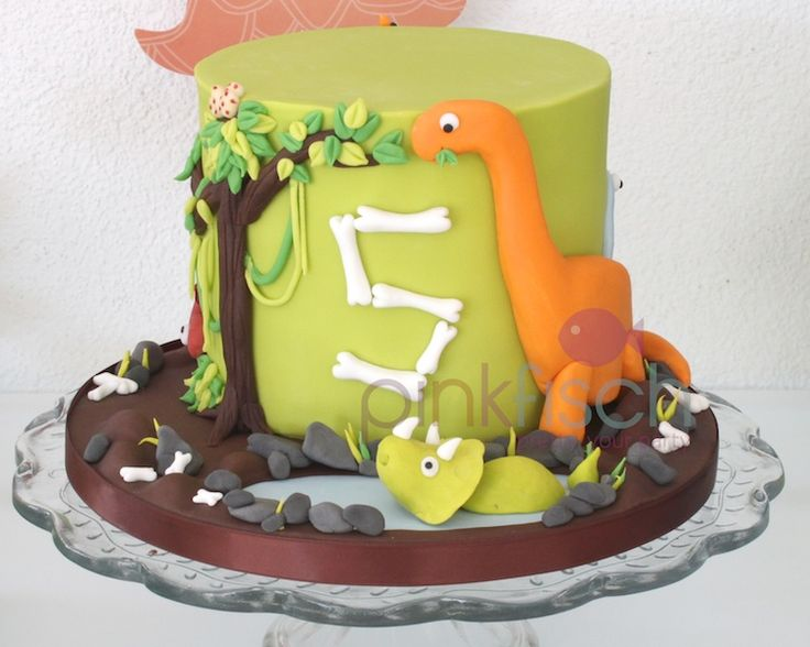 Partyinspiration: Dinosaurier Party