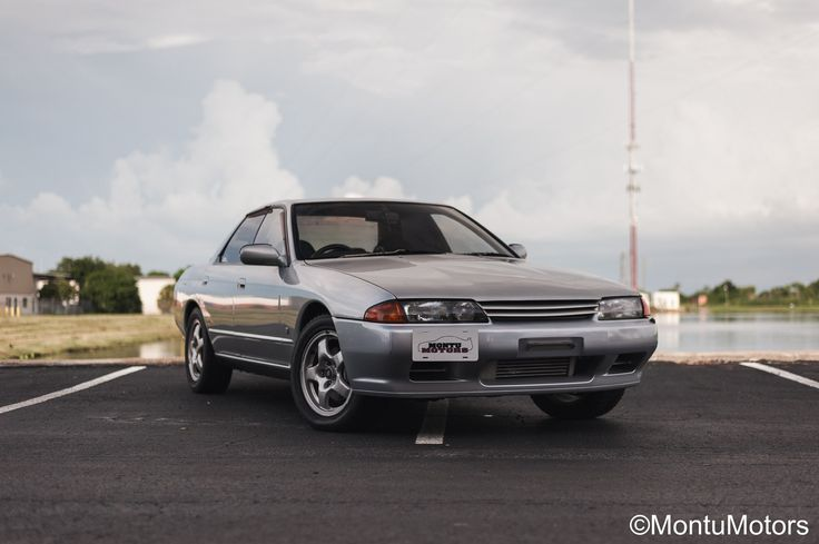 1991 NISSAN SKYLINE GTS-4 #MontuMotors  2.3l Stroker motor | RB25DET Turbo | FMIC | Coupe Taillight Conversion | R32 GTR hood | Aftermarket Bumper | 123,010 km or 76,435 miles | Factory Service Manual Included   Based on the hugely popular R32 GT-R, this GTS-4 offers a lot of performance for a more budget friendly price. Utilizing the RB20DET inline-6 stroked to a 2.3L, a 5-speed manual gearbox and AWD drivetrain.