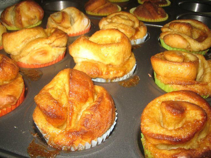 Van renata hamsikova het recept heb ik voor de broodmachine dus voor ongeveer 18 20 stuks heb - Graham en bruine behang ...