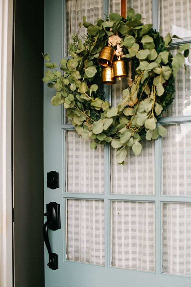 10 Ideas About Front Door Curtains On Pinterest