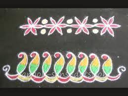 Image result for sanskar rangoli borders