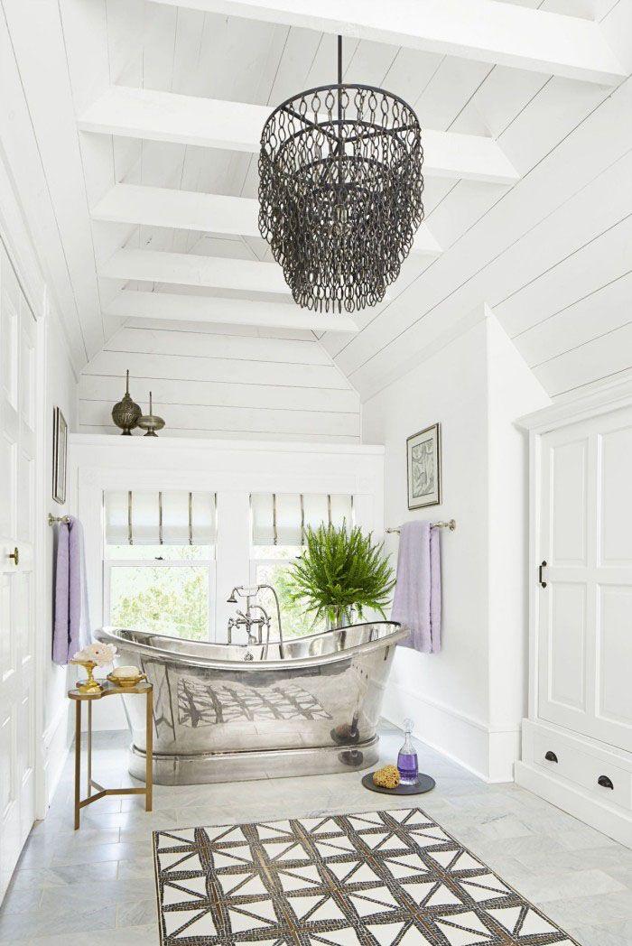 Moderne Und Praktische Inspirationen Fur Ihre Badezimmer Decke Tile Bathroom Bathroom Tile Designs Best Bathroom Designs