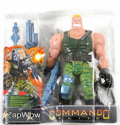 SMALL SOLDIERS BRICK BAZOOKA 1998 Commando Elite Gorgonite Kenner DreamWorks For sale £44.99