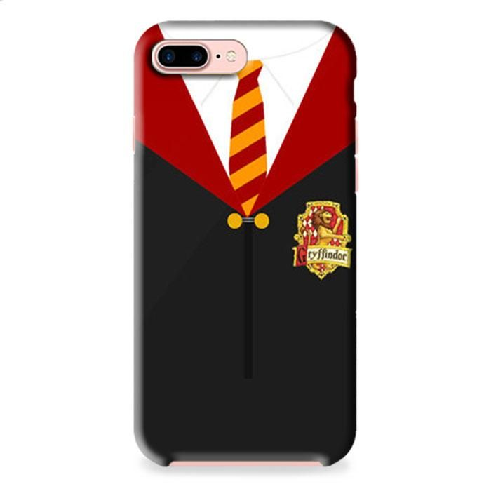 Harry Potter Gryffindor Robe iPhone 7 3D Case Dewantary