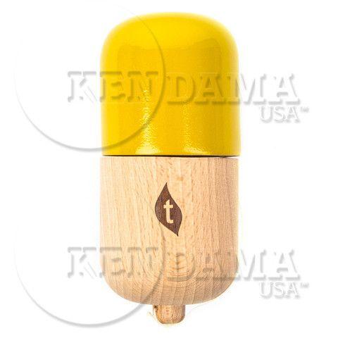 The Pill - Golden Yellow – Kendama USA