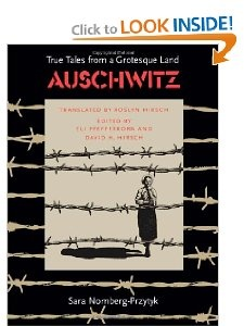 26 best books worth reading images on pinterest books to read the nook book ebook of the auschwitz true tales from a grotesque land by sara nomberg przytyk eli pfefferkorn david h fandeluxe Choice Image