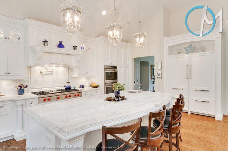 Classic White Quartzite Countertops Granite Countertops