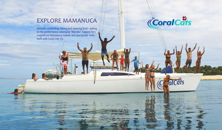 Little Lot | Explore Fiji's Mamanuca Islands from Coral Cats