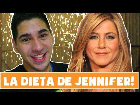HACIENDO LA DIETA DE JENNIFER ANISTON! - Aug 3, 2015 - YouTube