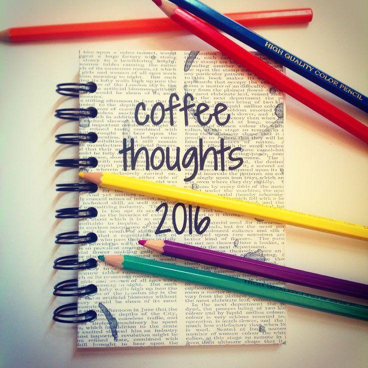 Make some more coffee :) 2016 calendar from Fun2Art.