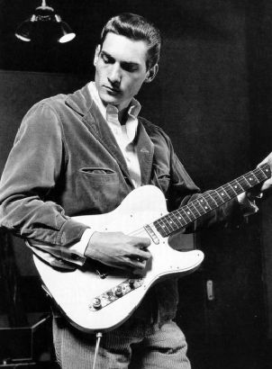 Steve Cropper. Watching the Blues Brothers led me to Booker T. and the MGs and all the great Stax recordings. Wow!