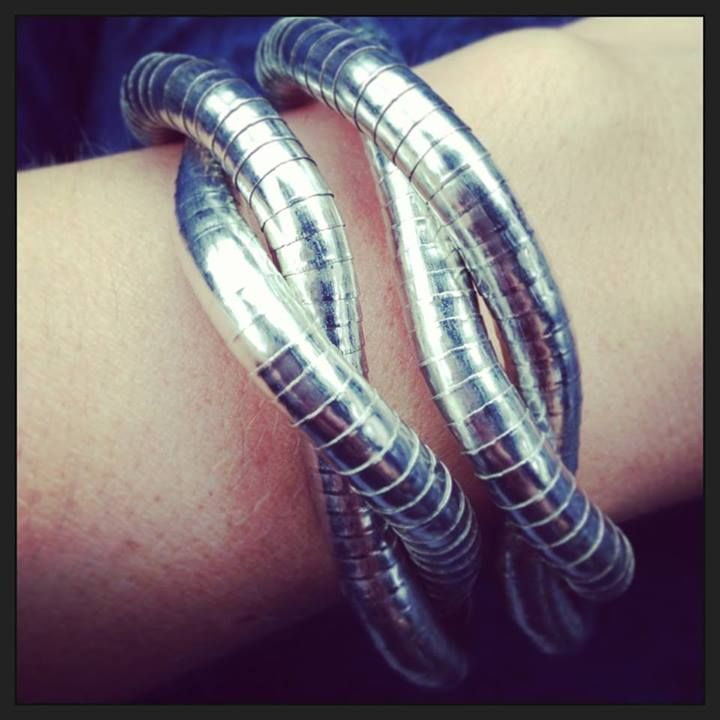 """Thanks to 'Frocks for Mama'! """"Got a Knotlace for my birthday, and I love it. I wore it as a bracelet to go out for lunch today and got stopped by two women asking where they can get one."""" - http://www.knotlace.com.au/ #style #fashion #accessory #jewellery"""