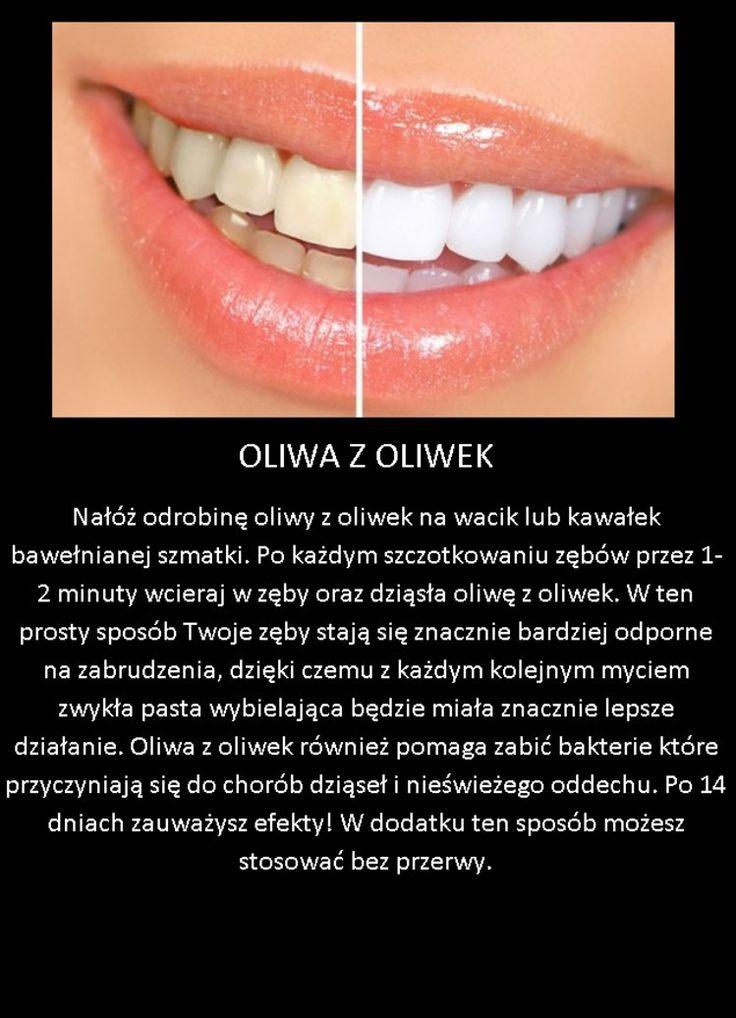 Niezwykły trik na bielsze zęby w ciągu 14 dni