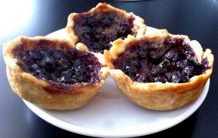 Saskatoon berry butter tarts - also official Saskatoon association website
