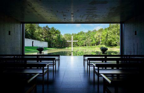 水の教会コンセプト   水の教会