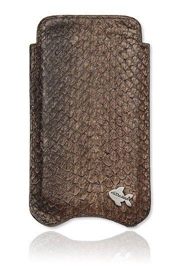 Luxe Salmon iPhone 5 & 5S telefoonhoesje. Bekijk deze en andere telefoonhoesjes op http://telefoonhoesjes-shop.nl