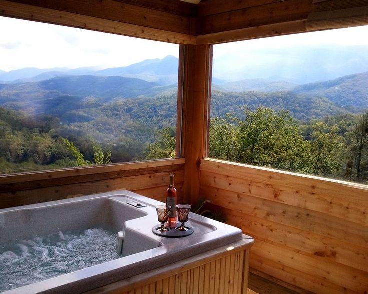 43 best vacation rentals images on pinterest gatlinburg for Elkhorn lodge cabin gatlinburg tn