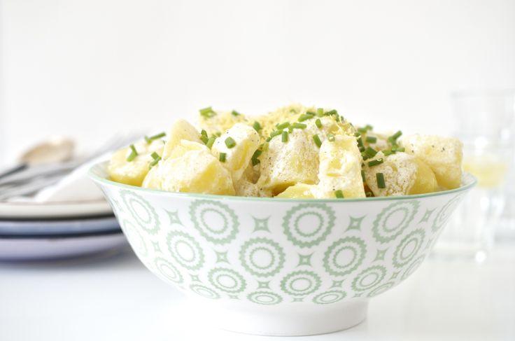 Kartoffelsalat Jamie Oliver