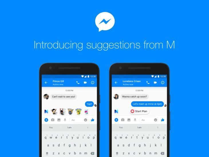 #Facebook #Inteligencia_Artificial #asistente M, el asistente personal de Facebook, se introduce en Messenger para ofrecer sugerencias