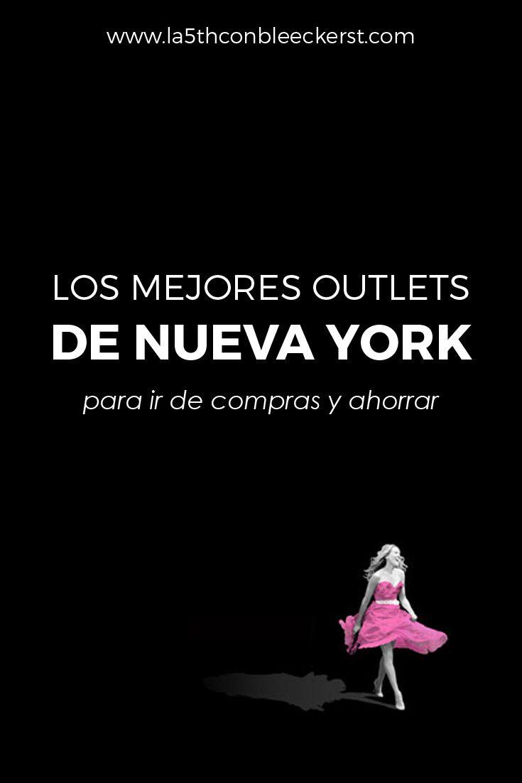 [LISTA] Los mejores outlets de Nueva York para ir de compras y ahorrar ACTUALIZADO 2017 >> http://www.la5thconbleeckerst.com/2013/01/outlets-en-new-york.html