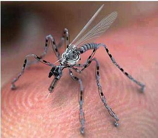 Insecte Spy Drone