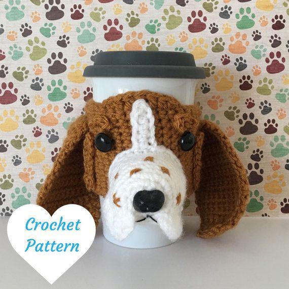 21 besten Basset Crochet Bilder auf Pinterest | Häkeltiere ...
