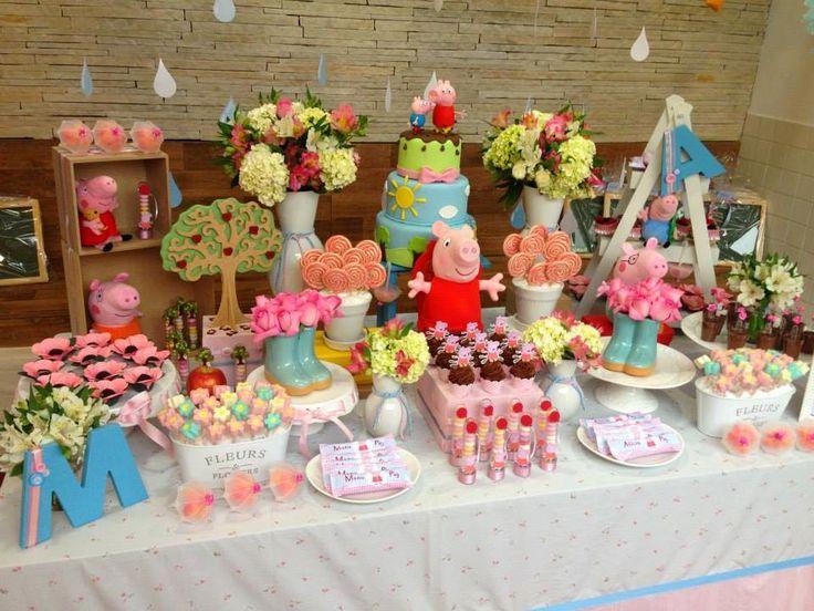 Preparing your Party : Festa Peppa Pig