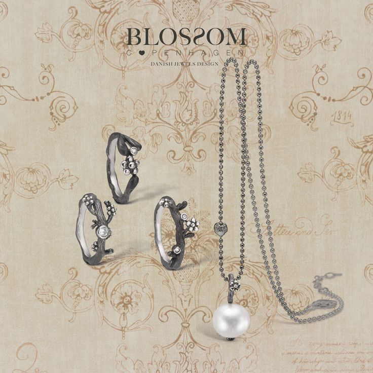 www.blossomcopenhagen.com or www.houseofjew.com Lovely sterling silver collection designed by danish designer Christina Elbro Lihn - show your love and let it Blossom - you can also follow us on facebook HOUSE of Jewellery Denmark, Blossom Copenhagen Official site or instagram blossomcopenhagen:)