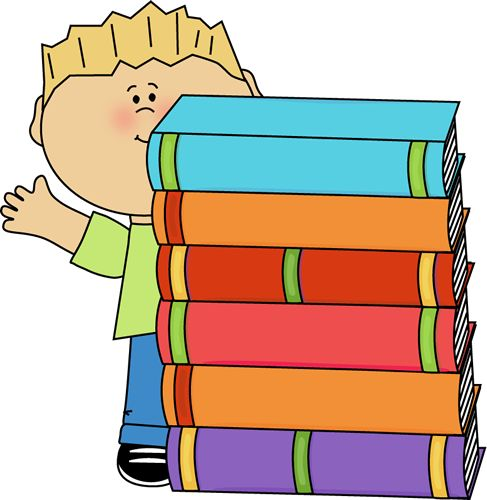 Books Are Dangerous. The hazards of a book loving toddler