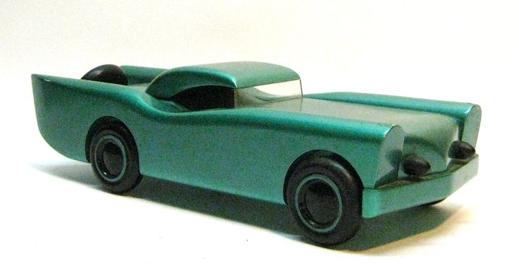 Fisher Automobile Craftsmans Model