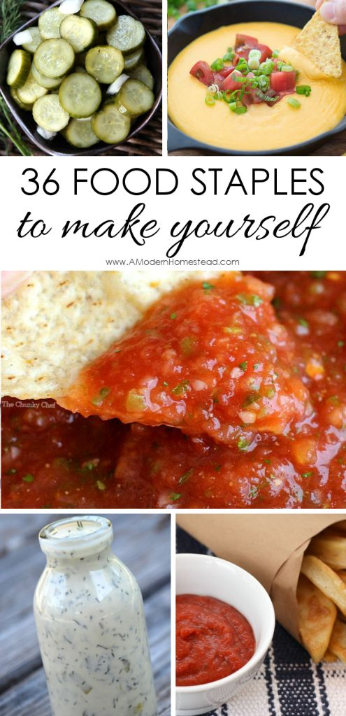 Oh my gosh! I can't believe how much I was wasting by buying these things!! These homemade condiments are so easy, and CHEAP!