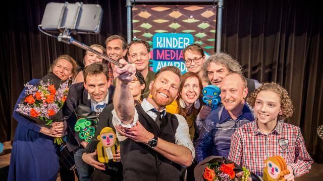 Gouden Apenstaart voor Peter en de Wolf-app | NU - Het laatste nieuws het eerst op NU.nl