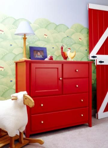 11 stylish bedrooms for country kids | Living the Country Life